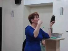 Embedded thumbnail for Презентация в городе Чебоксары. Апрель 2015, 1-й день